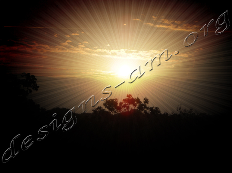 Урок: Добавяне на слънчеви лъчи в снимка