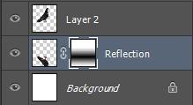 Създаване на отражение на снимка a.k.a. photo reflection effect (Photoshop tutorial)